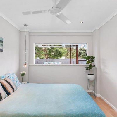rumpus set as bedroom