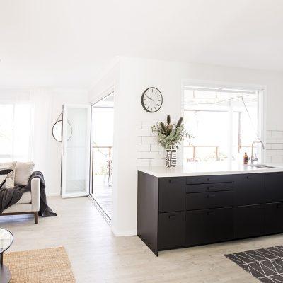 Kitchen / living open plan living